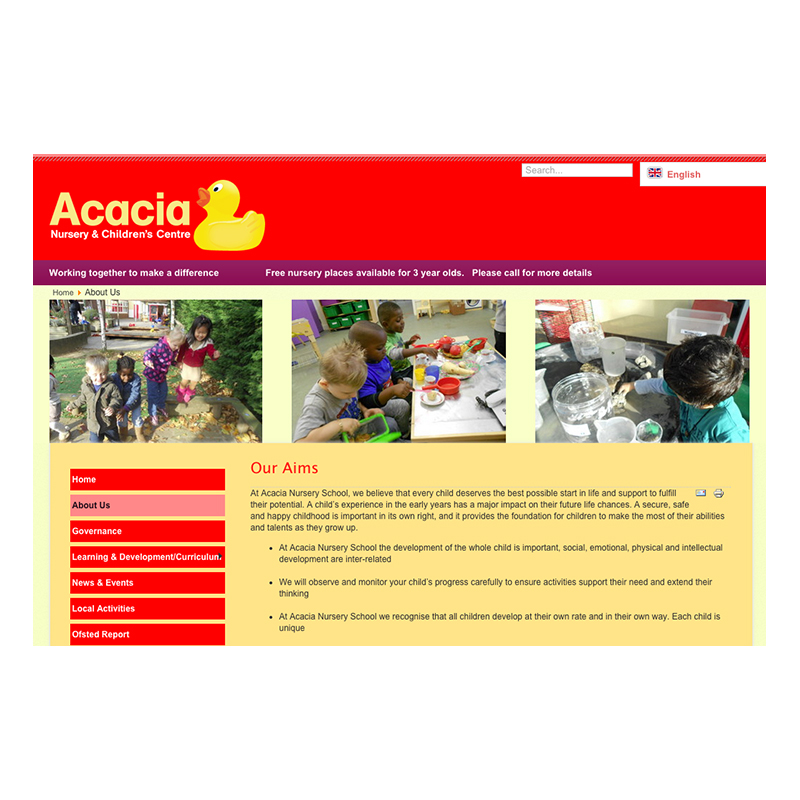 Acacia Children's Centre