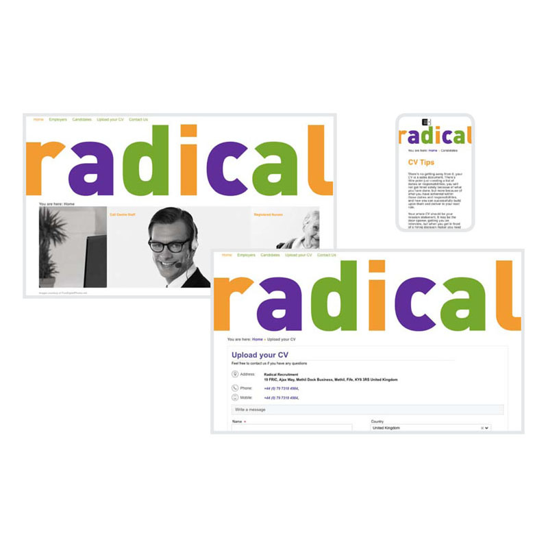 Radical Recruitment